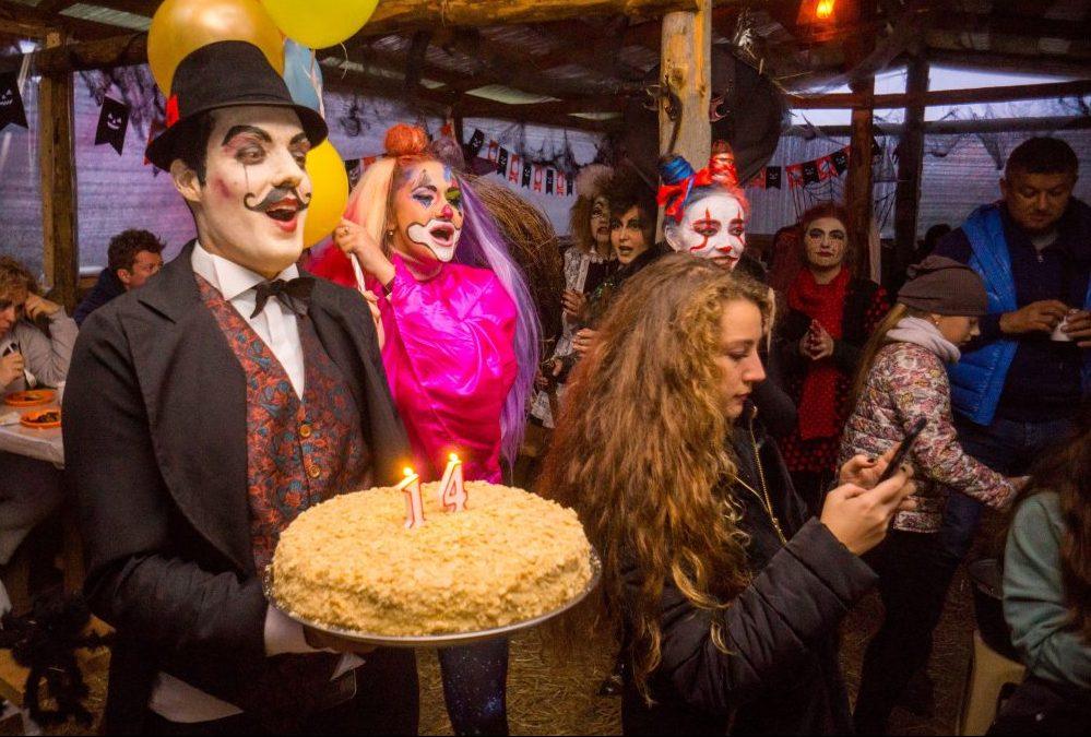 День рождения без забот - организация праздника