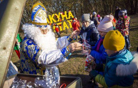 К святому Николаю Одесса