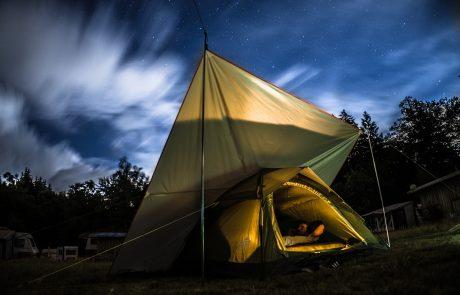 Палатки - Акуна Матата